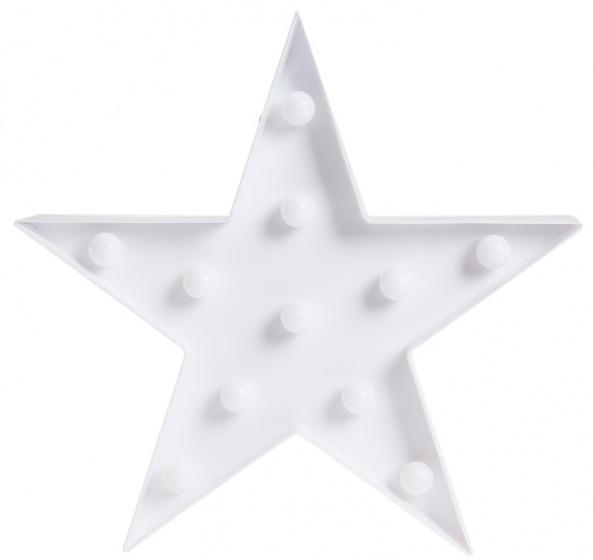 Kamparo sterrenlamp led verlichting wit 27 x 5 x 25 cm kopen