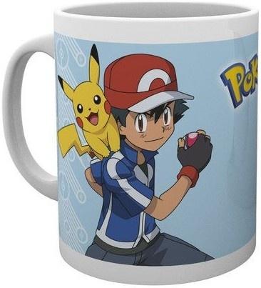 Pokémon Mok: Ash