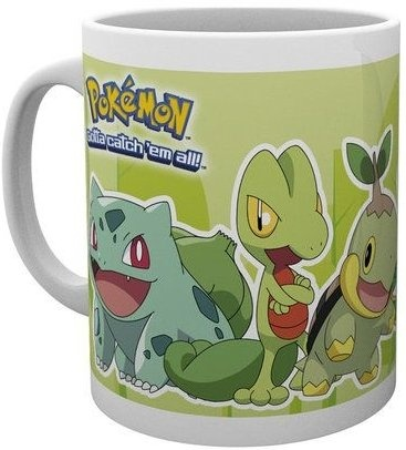 Pokémon Mok: Gras Pokémons