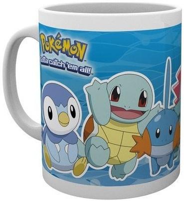 Pokémon Mok: Water Pokémons
