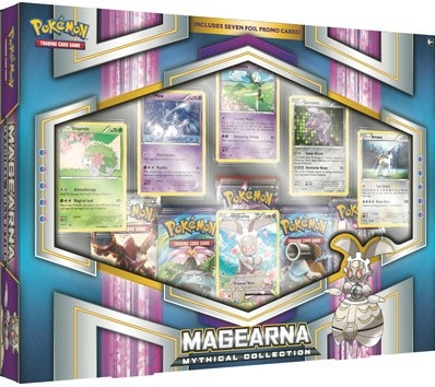 Pokémon Mythical Collection: Magearna verzamelkaarten