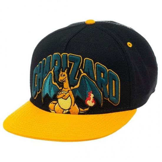 Pokémon Pet Charizard Unisex Zwart/Oranje One Size