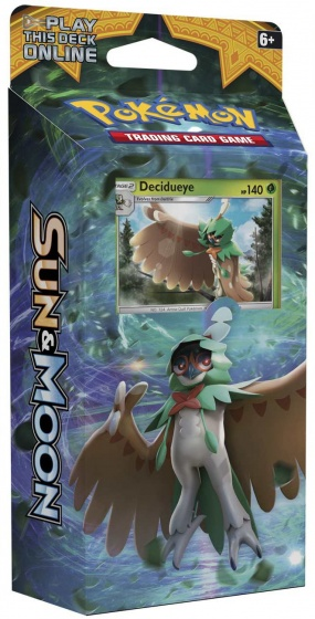 Pokémon Thema deck Sun & Moon