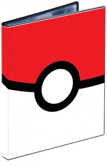 Pokémon verzamelmap Pokeball 4 pocket 20 x 19 cm