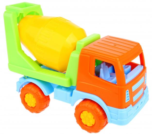 Polesie Cementwagen Groen