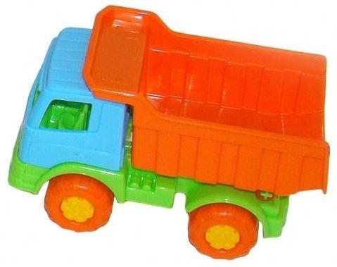 Polesie Kiepwagen Oranje