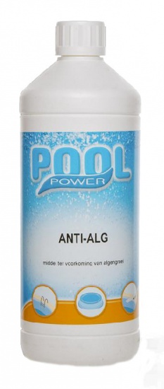 Pool Power Anti Algengroei 1 liter