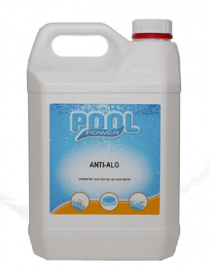 Pool Power Anti Algengroei 5 liter