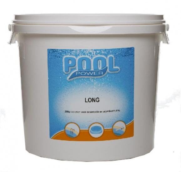 Pool Power long 5 kg