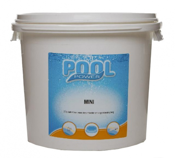 Pool Power Mini 5 kg
