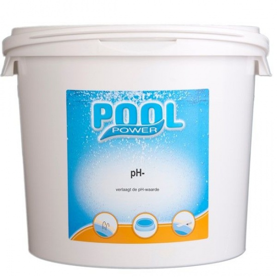 Pool Power Ph Min verlaging van de pH waarde 7 kilo