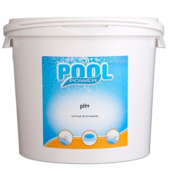 Pool Power Ph Plus verhoging van de pH waarde 5 kilo