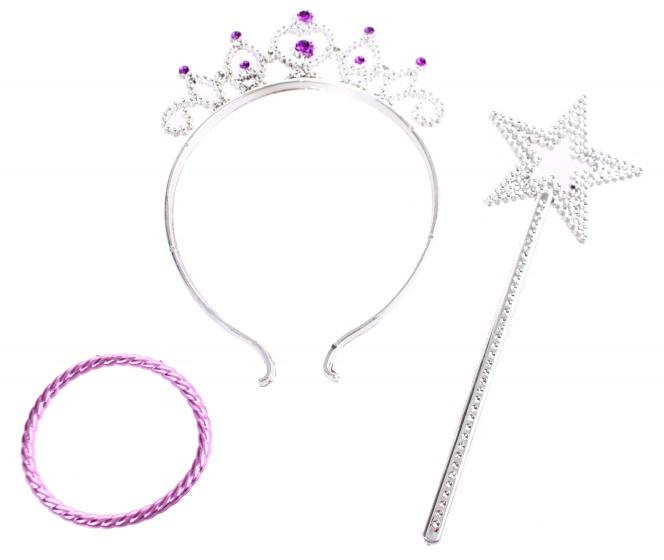Toi Toys prinsessen feestpakket 6 stuks