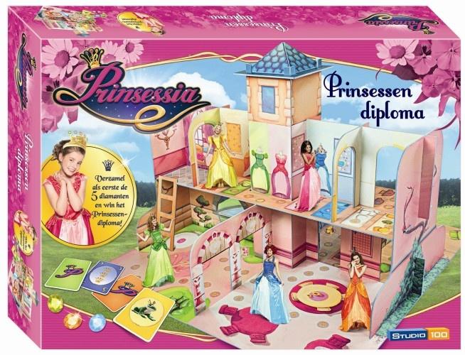 Prinsessia Het Prinsessendiploma