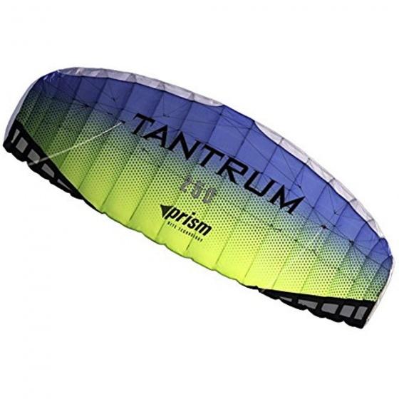Prism tweelijnsmatrasvlieger Tantrum 250 Ocean 254 cm blauw/groen