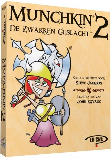 PS Games Munchkin 2 De Zwakken Geslacht
