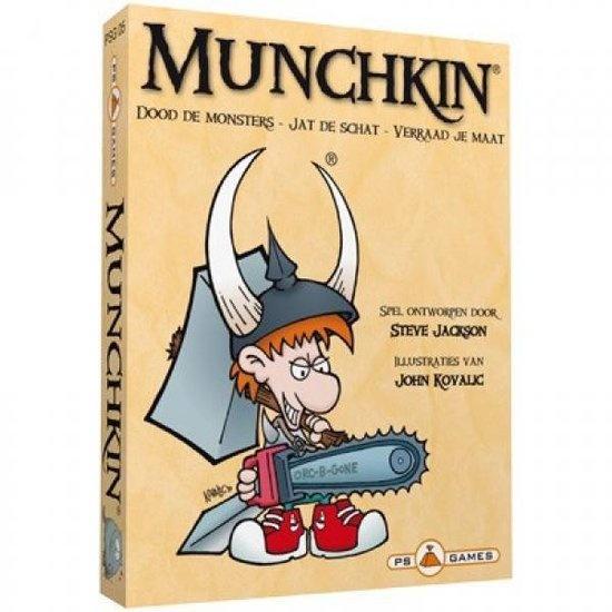 PS Games Munchkin Kaartspel