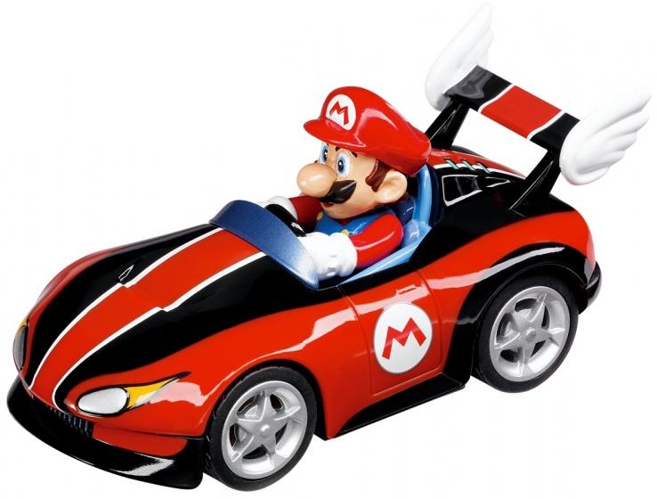 Mario Kart Wii Racer Mario
