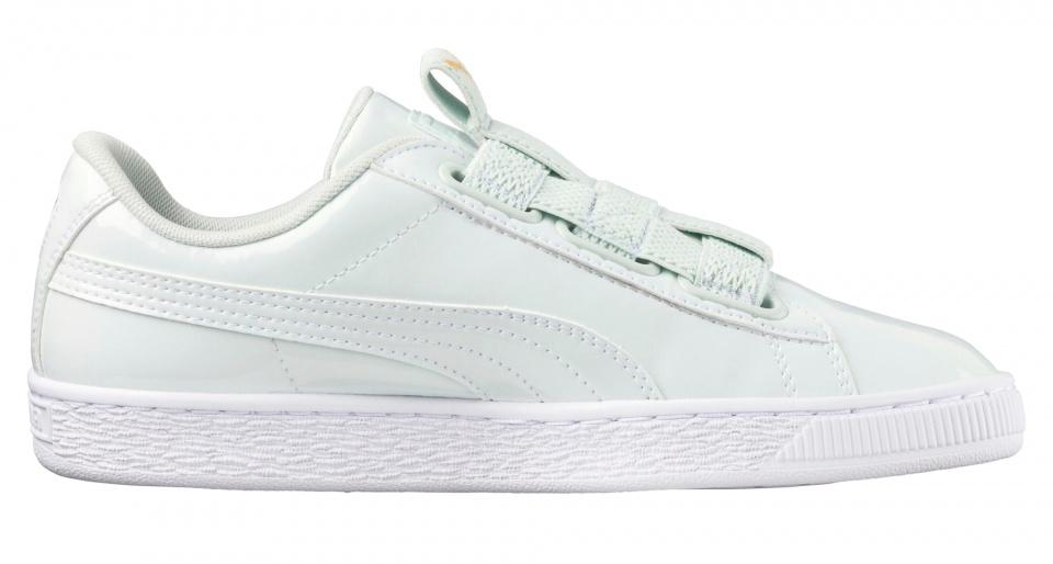 Puma sneakers Basket Maze ladies mint