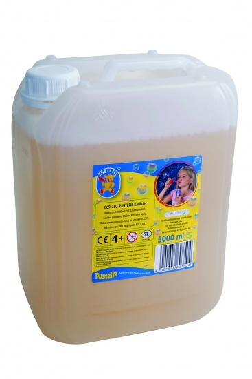 Pustefix Zeepbellen Vloeistof 5 Liter