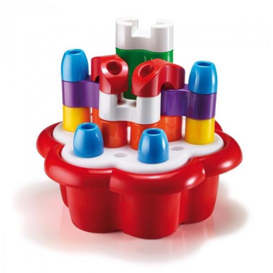 Quercetti Daisy box Castello: maak een kasteel