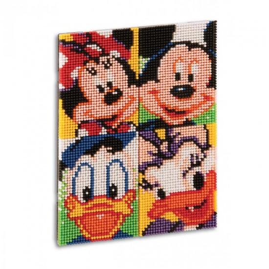 Quercetti Disney pixel foto 6000 delig