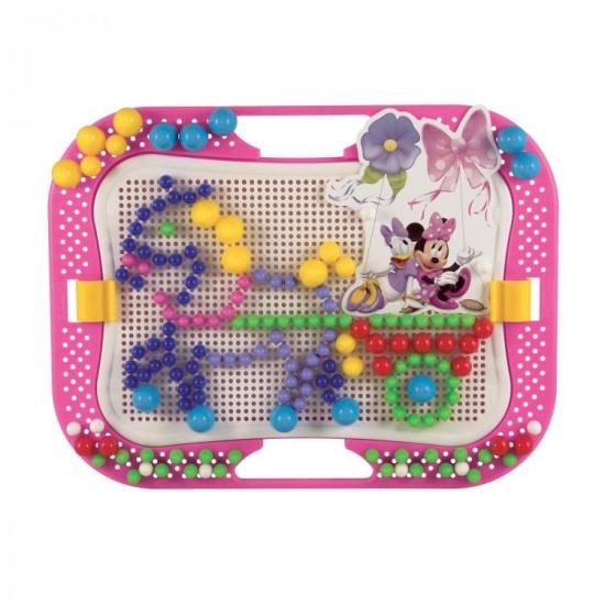 Quercetti Fantacolor design Minnie Mouse 320 delig