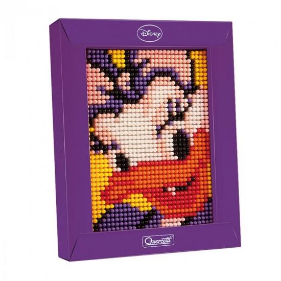 Quercetti mini pixel art Katrien Duck 21 x 17 cm 1200 delig