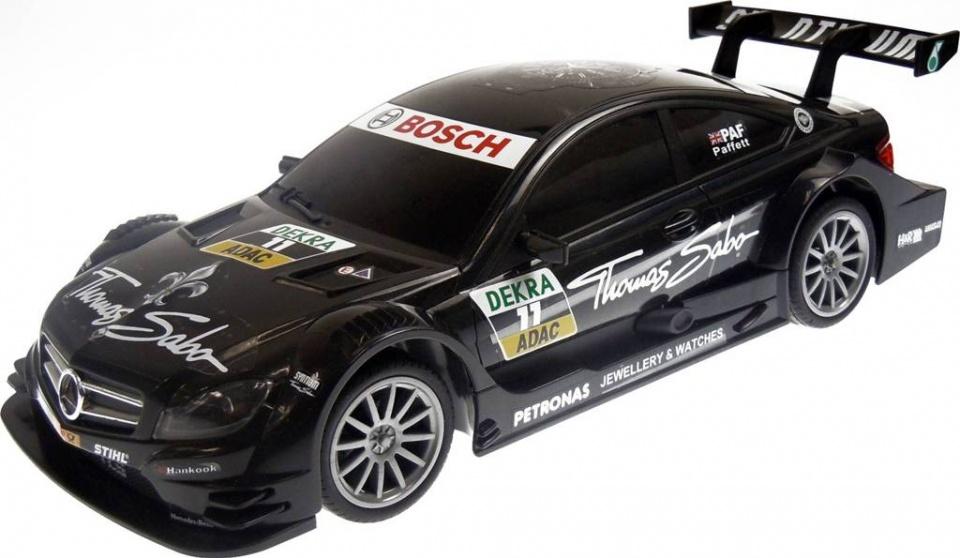 Rc Dtm Mercedes Coupe