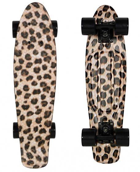RAM Urban Vintage Leopard Skateboard 57,5 cm