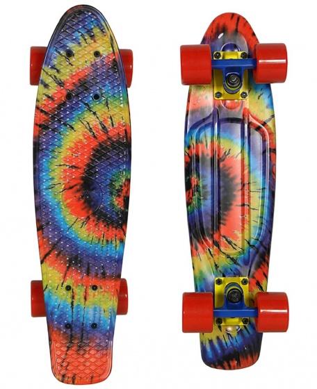 RAM Urban Vintage Tie Dye Skateboard 57,5 cm