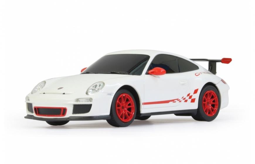 Jamara Porsche GT3 RS  JAM 1:24 27 MHz wit (404096)