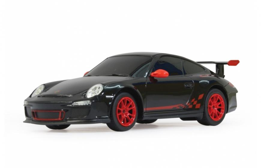 Jamara Porsche GT3 RS  JAM 1:24 40 MHz zwart (404095)