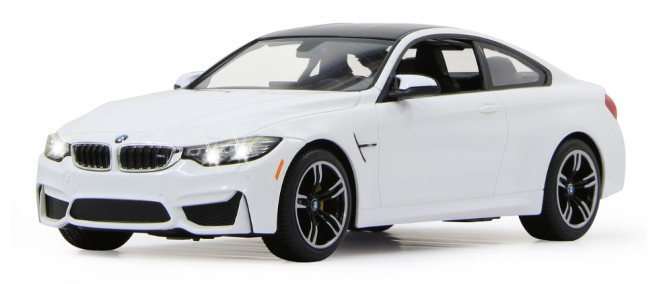 Jamara Jamara BMW M4 Coupe 1:14 wit 40Mhz (404566)