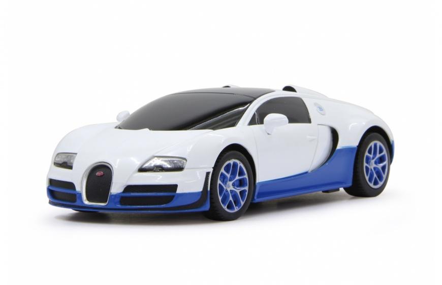 Jamara Bugatti GrandSportVitesse1:24