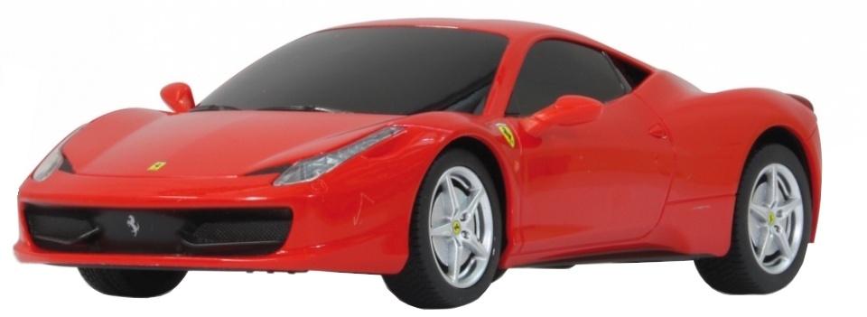 JAMARA RC auto Ferrari 458 Italia 40 MHz