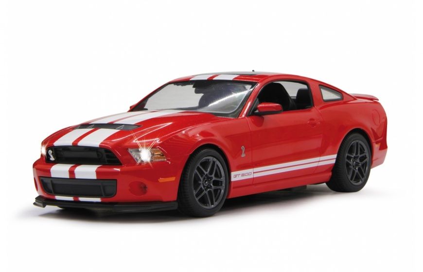 Rastar RC Ford Shelby GT500 40 MHz 1 14 rood