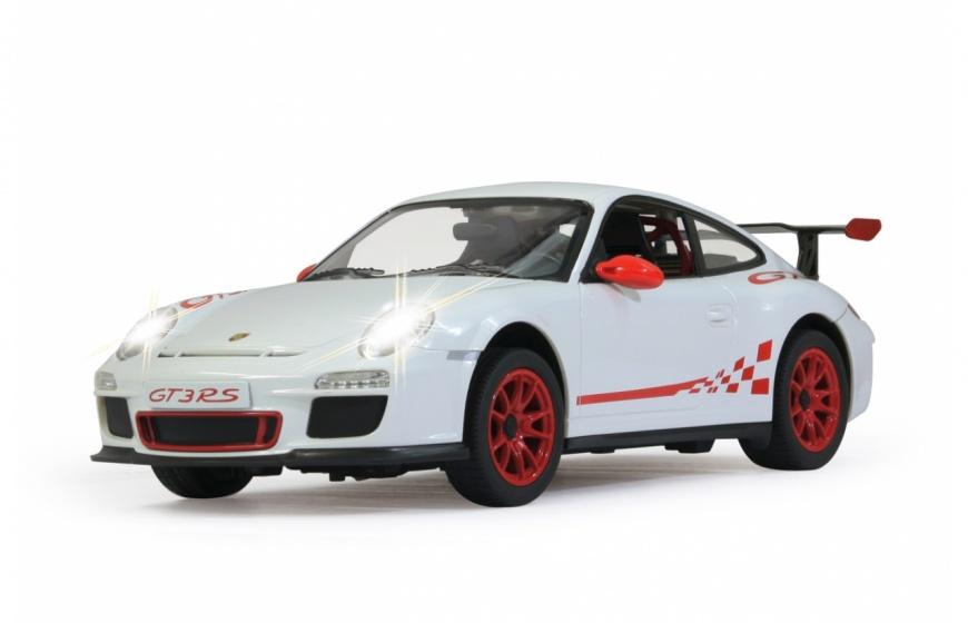 Jamara Porsche GT3   JAM 1:14 27 MHz wit (404311)
