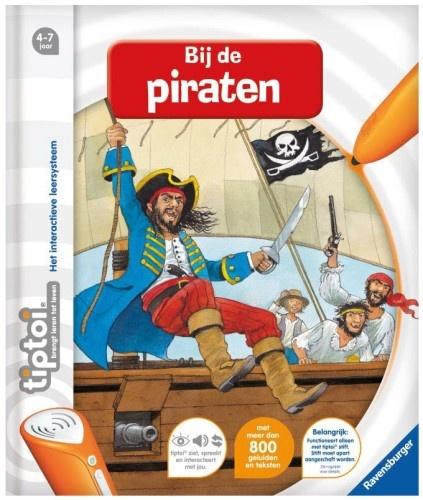 Ravensburger Boek Bij De Piraten Tiptoi (006175)