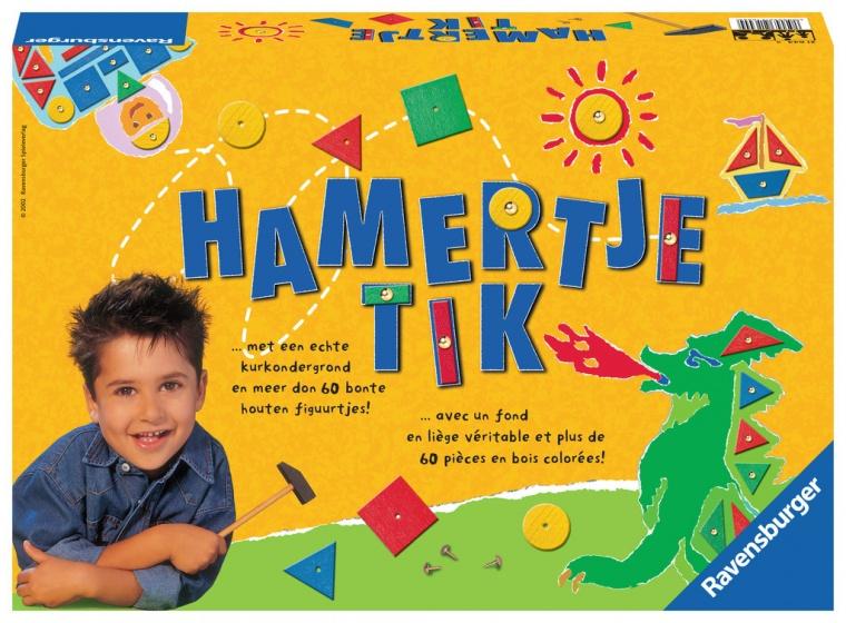 Ravensburger Hamertje Tik (216444)