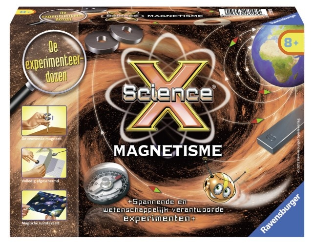 Ravensburger Magnetisme Science X Mini