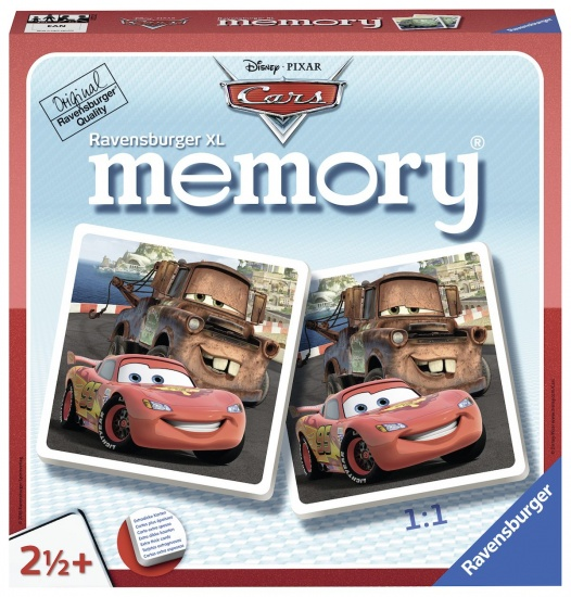 Ravensburger Memory Disney Cars XL