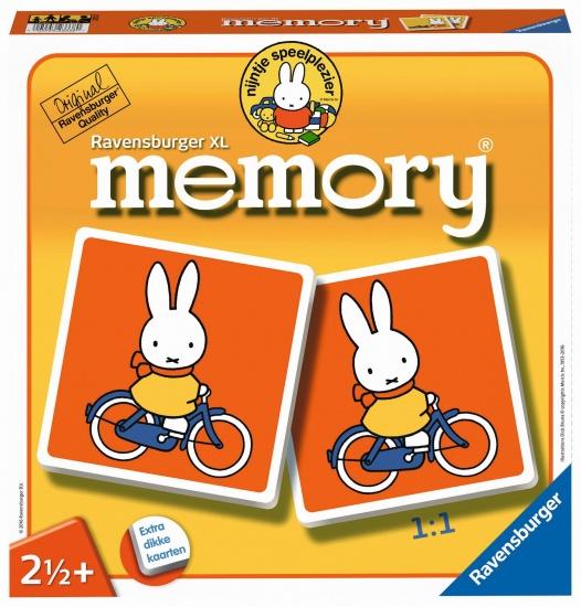 Ravensburger Memory Nijntje XL