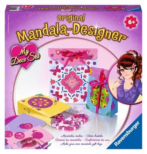 Ravensburger My Deco Set Mandala Designer Romantic