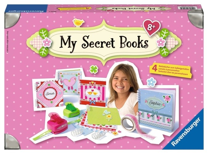Ravensburger My Secret Books