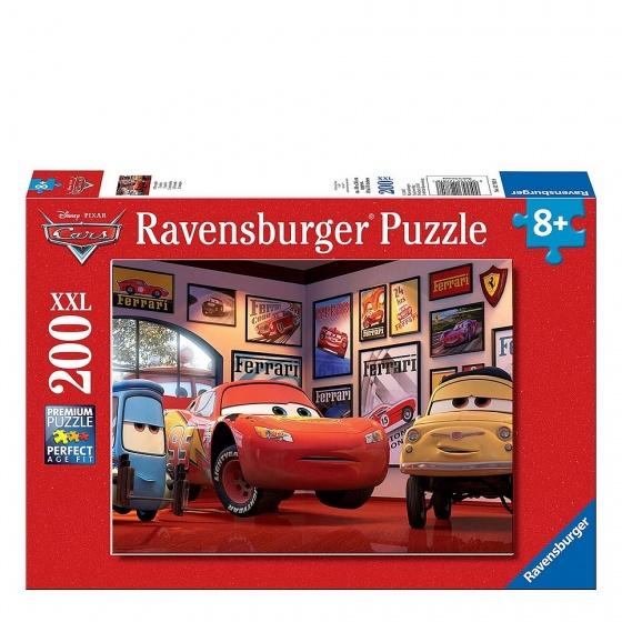 Ravensburger Panorama legpuzzel Cars 200 stukjes
