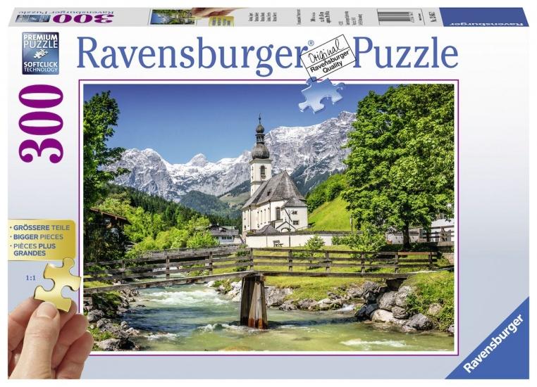 Ravensburger Puzzel Beieren: 300 stukjes