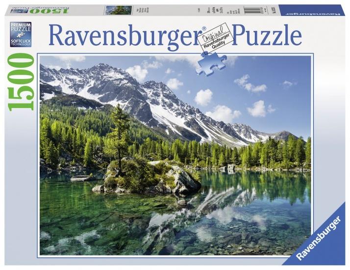 Ravensburger Puzzel Bergmagie: 1500 stukjes