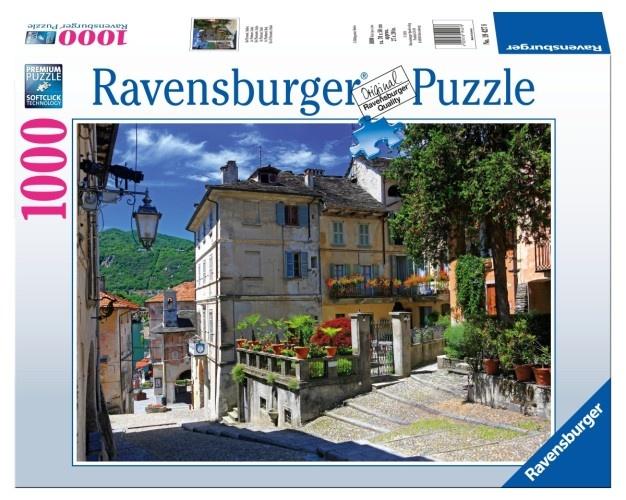 Ravensburger Puzzel Italie: in Piemont 1000 Stukjes