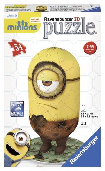 Ravensburger Puzzel Minions 3D: 54 stukjes (116669)